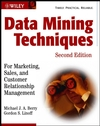 Data Mining Techniques cover